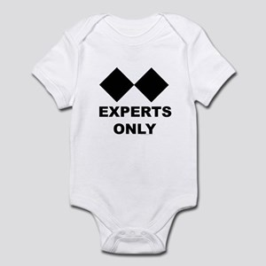 Experts Only Infant Bodysuit