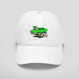 Plymouth GTX Green Car Cap