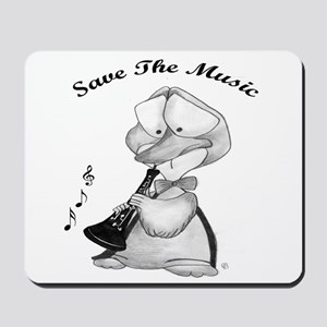 Save the Music Mousepad