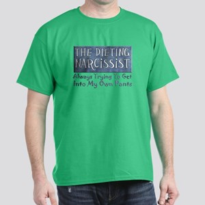 Dieting Narcissist Dark T-Shirt