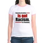 It's Not Racism Jr. Ringer T-Shirt