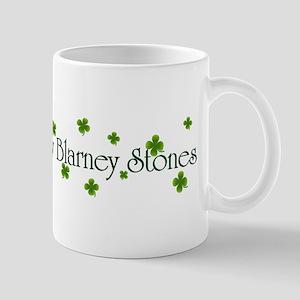Kiss my blarney stones Mug