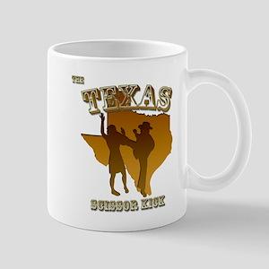 Texas Scissor Kick Mug