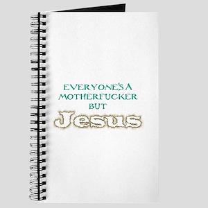 Everyone But Jesus Journal