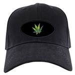 Mary Jane Leaf Black Cap