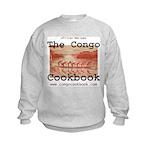 Congo Cookbook Kids Sweatshirt