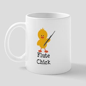 Flute Chick Mug