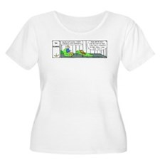 The Reckoning Women's Plus Size Scoop Neck T-Shirt