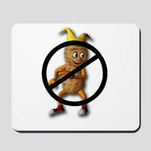 No Peanuts! Mousepad