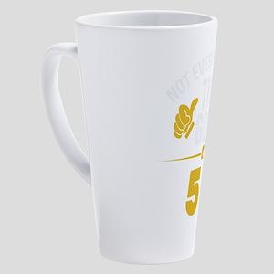 Not Everyone Looks This Good At 55 17 oz Latte Mug