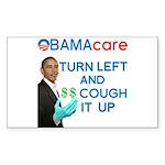 Obamacare Rectangle Sticker