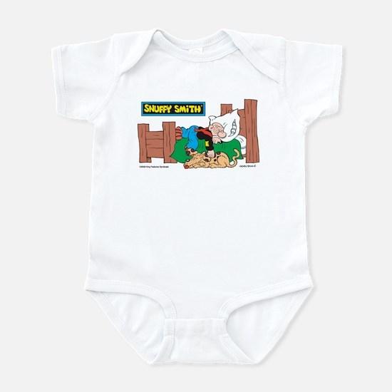 Snuffy Sleeping Infant Bodysuit