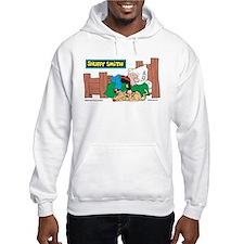 Snuffy Sleeping Hooded Sweatshirt