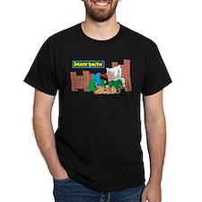 Snuffy Sleeping Dark T-Shirt