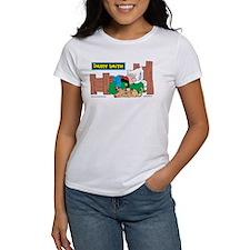 Snuffy Sleeping Women's T-Shirt
