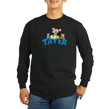 Tater Long Sleeve Dark T-Shirt