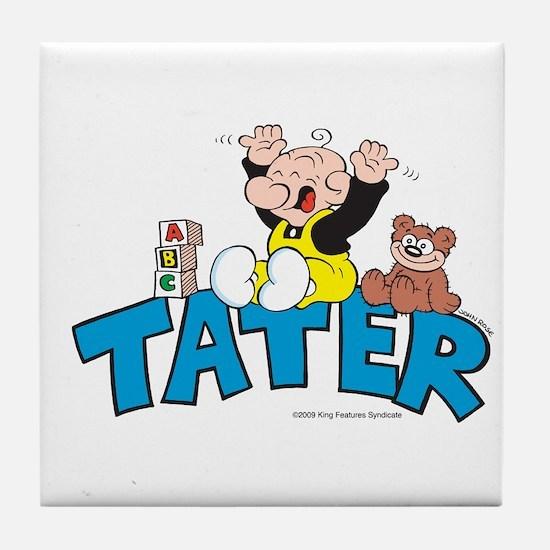 Tater Tile Coaster