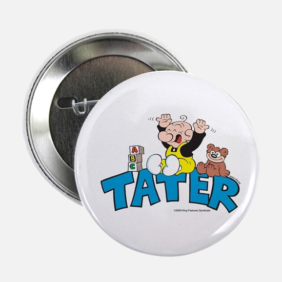 "Tater 2.25"" Button"