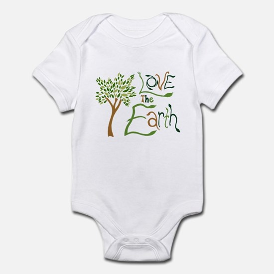 Love the Earth Infant Bodysuit