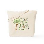 Love the Earth Reusable Tote Bag