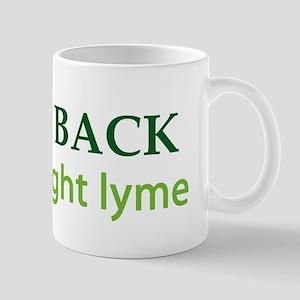 Bite Back: Fight Lyme Mug