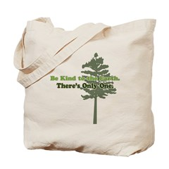 Be Kind to the Earth Reusable Tote Bag