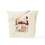 Seminole Sushi Girls Tote Bag