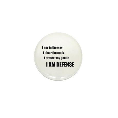 Defense Mini Button (10 pack)