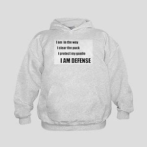Defense Kids Hoodie