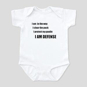 Defense Infant Bodysuit