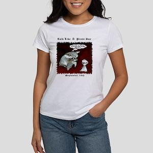 Talk Like A Pirate Day Women's T-Shirt