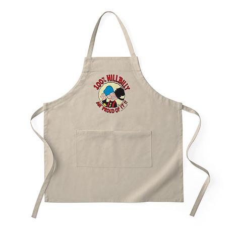 Hillbilly An' Proud! BBQ Apron