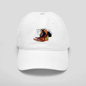 Vintage Cuda Fish Cap