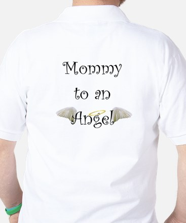 Allie's Mommy Golf Shirt