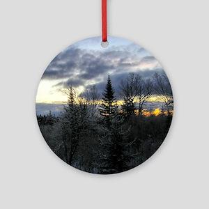 Daybreak Ornament (Round)