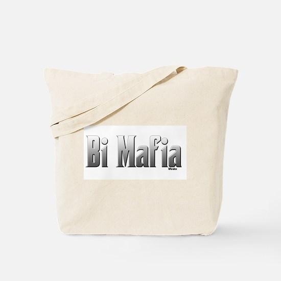 Bi Mafia Tote Bag