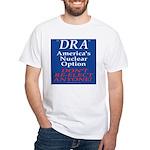 Nuclear Option White T-Shirt