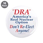 """Nuclear Option 3.5"""" Button (10 pack)"""