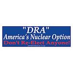 Nuclear Option (Bumper Sticker 10 pk)