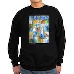 Slated Watercolor Sweatshirt (dark)