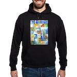 Slated Watercolor Hoodie (dark)