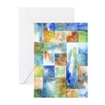 Slated Watercolor Greeting Cards (Pk of 10)