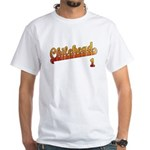 Chilehead White T-Shirt