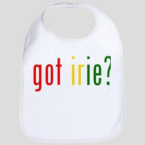 got irie? Bib