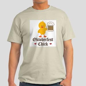Oktoberfest Chick Light T-Shirt