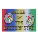 The Star and its colors Postcards (Package of 8)