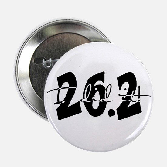 """26.2 - I Did It! 2.25"""" Button"""