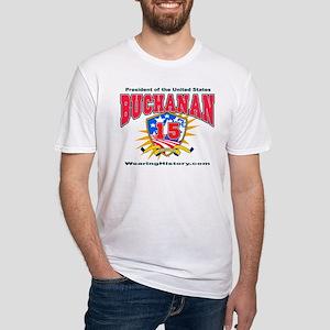 James Buchanan Fitted T-Shirt