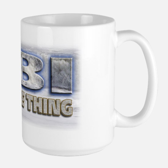 A Shore Thing... Large Mug