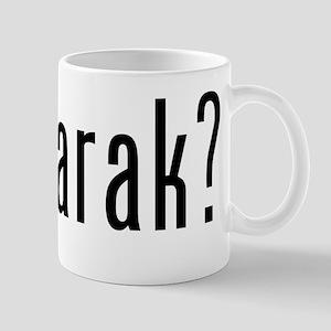 got arak? Mug